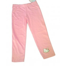 Leggings CHARMMY Hello Kitty Negro - Gris - Rosa