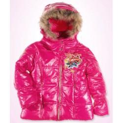 Chaqueta Parka Abrigo WINX CLUB Rosa