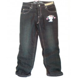 Vaqueros Charmmy Hello KITTY Bordados Denim Verano