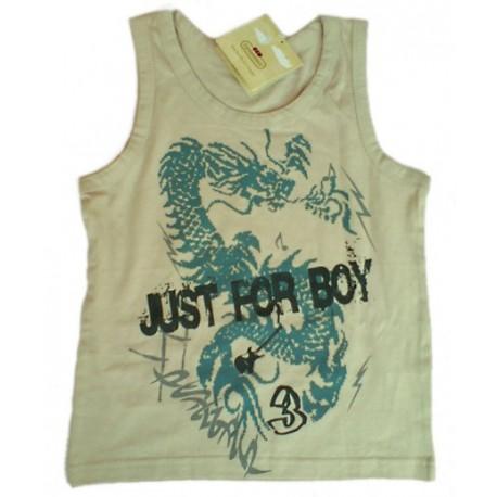Camiseta Dragon 3POMMES Just for Boys