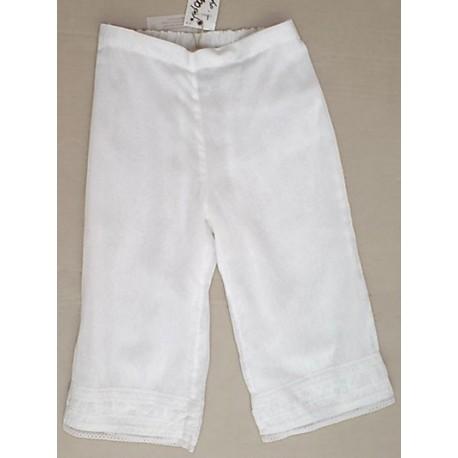 Pantalones con encaje NOA NOA Miniature Global Voile