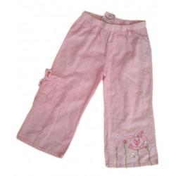 Pantalones LILICA RIPILICA tejido Bordado