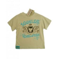 Camiseta Revolution S&G Caqui