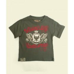 Camiseta Revolution S&G Gris solo 18M 23M