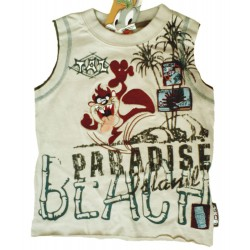 Camiseta Tazz Looney Tunes Beach Paradise arena s/m