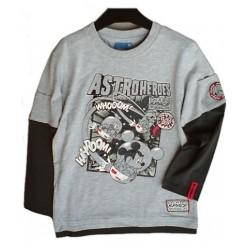 Camiseta MICKEY Retro Astro Heroes