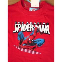 Camiseta Amazing  SPIDERMAN Rojo / Azul