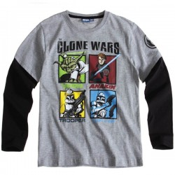 Camiseta Star Wars Clone ml