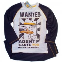 Pijama Phineas & Ferb largo Agente P