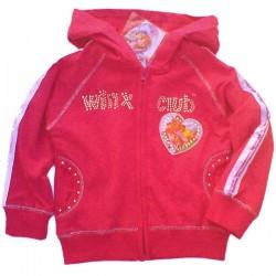 Sudadera WINX CLUB lentejuelas Rosa