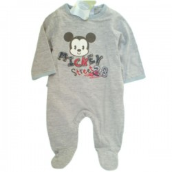 Pijama entero pelele Micky Retro City