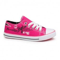 Sneakers Monster High Canvas Trainers Pink