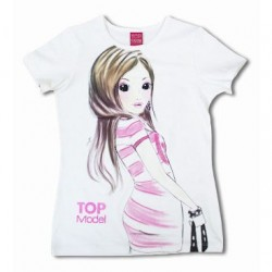 Camiseta Lycra Top Model