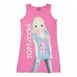 Camiseta top Lycra Top Model
