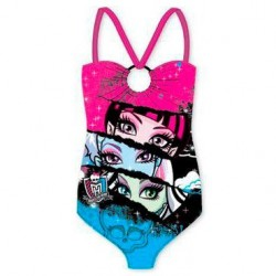 Bañador Monster High Estampado