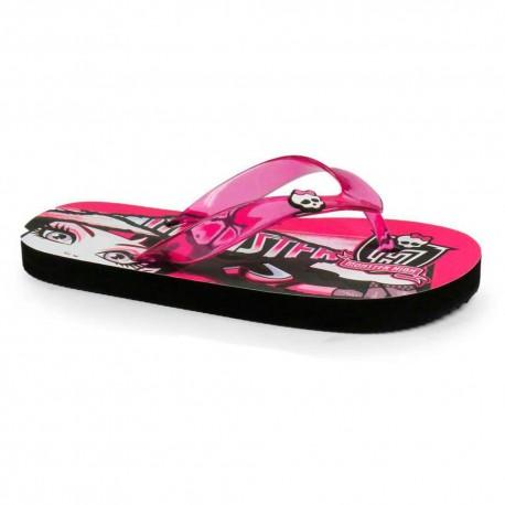 Flip Flops Sandals Monster High Draculaura Chanclas
