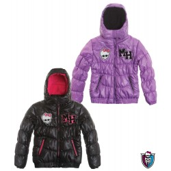 Chaqueta Polar Monster High Anorak Abrigo Acolchado