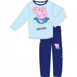 Pijama George Peppa Pig Dinosaurio Largo