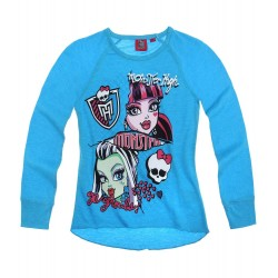 Camiseta Monster High ml Draculaura & Frankie