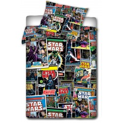 Funda nordica Star Wars Comic cama 90 Original Single Duvet Set
