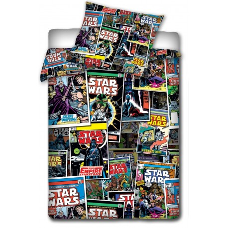 Funda nordica Star Wars Comic