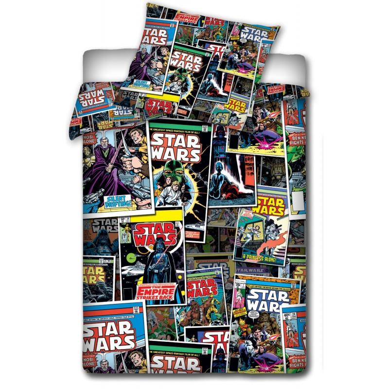 Funda nordica Star Wars Comic cama 90 Original Single Duvet Set