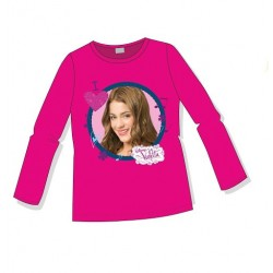 Camiseta Violetta Disney ML Love