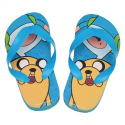 Adventure Time Flip Flop Sandals Finn & Jake Hora de Aventuras