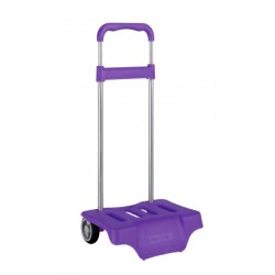 Estuche Benetton Purple doble 23pz