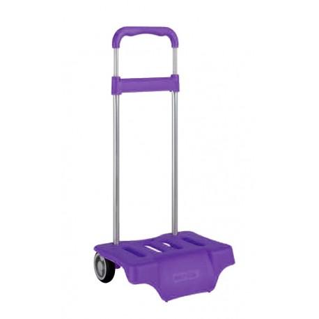 Estuche Benetton Purple doble 23pz