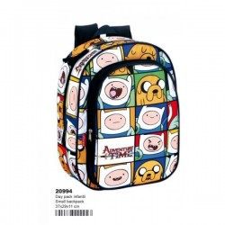 Backpack Adventure Time Finn & Jake Bag 37x29x11cm Hora Aventuras