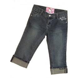 Jeans piratas HELLO KITTY