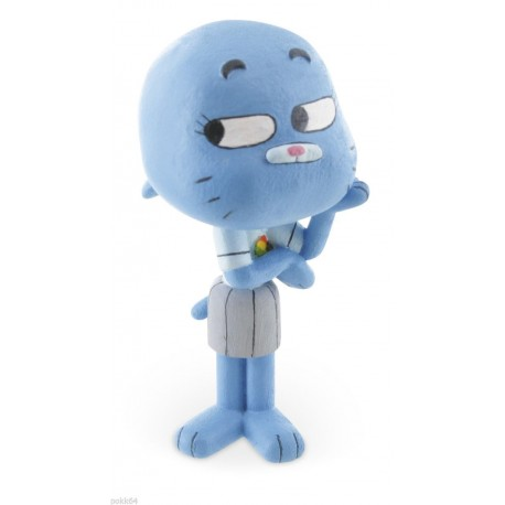 Amazing World of Gumball Nicole Figure 6cm Official Toy