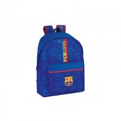 Mochila FC Barcelona 42cm con Portalápices / Backpack School Bag with Pencilcase