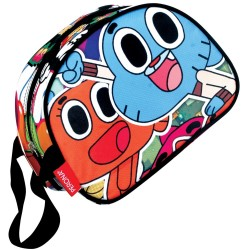 Bolsito Merienda Amazing Gumball Neceser 22cm / Lunch Pouch Bag