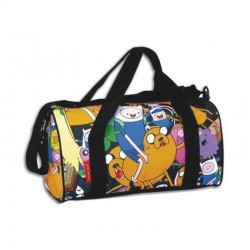 Adventure Time Sports Travel Bag