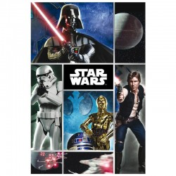 Manta Polar Star Wars / Fleece Blanket