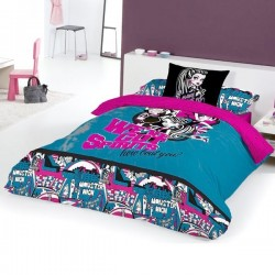 Duvet Set Monster High Spirit 3 pcs Single Bed / Funda Nordica