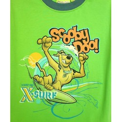Camiseta Scooby Verde