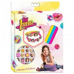 Soy Luna Disney Crea tus Pulseras Charm Bracelets