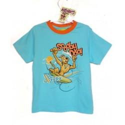 Camiseta Scooby Azul