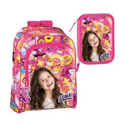 Bolsa shopping Soy Luna Disney pequeña