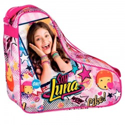 Bolsa Patines Soy Luna Disney Skates Sport Bag