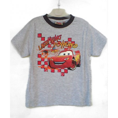Camiseta Cars Roja MacQueen
