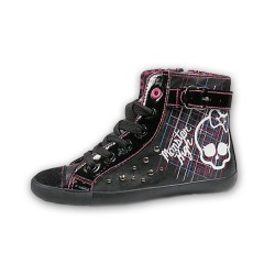 Girls Monster High Sneakers Studded Boots