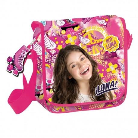 Soy Luna Disney 22cm Shoulder Bag Original Bolso bandolera