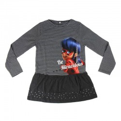 Mini Dress Miraculous Ladybug Jersey Top Dress Original