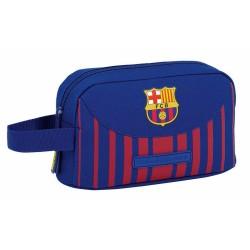 Portatodo F.C. Barcelona Doble 21x8x6cm