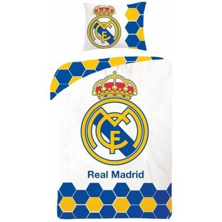Funda Nórdica Real Madrid cama 90 cm/Single Duvet Cover Bedset