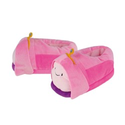 Adventure Time Plush Slippers Princess Bubblegum